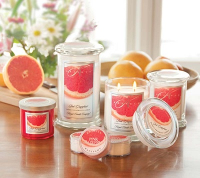 Candele profumate Kringle Candle